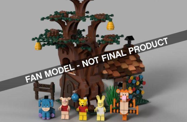 Uitslag tweede LEGO Ideas review 2019
