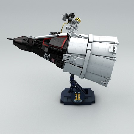 LEGO Ideas Project Gemini