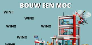 Bouw een MOC en win prijzen