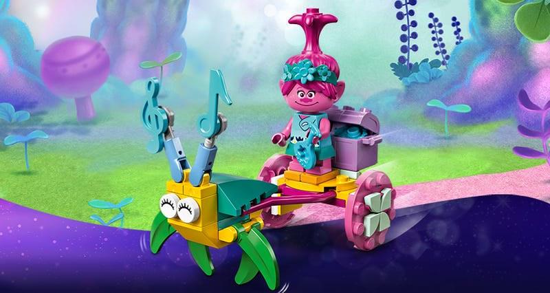 LEGO 30555 Poppy's Carriage