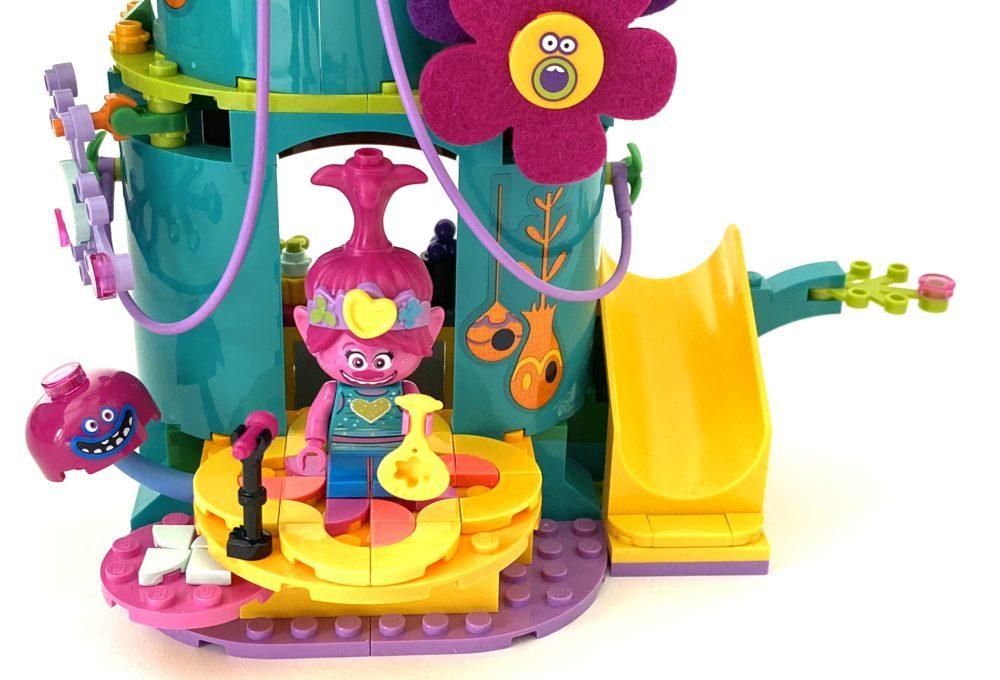 LEGO Trolls World Tour 41255 Pop Village Celebration