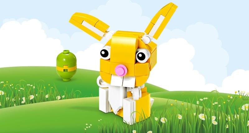 LEGO 40371 Easter Bunny