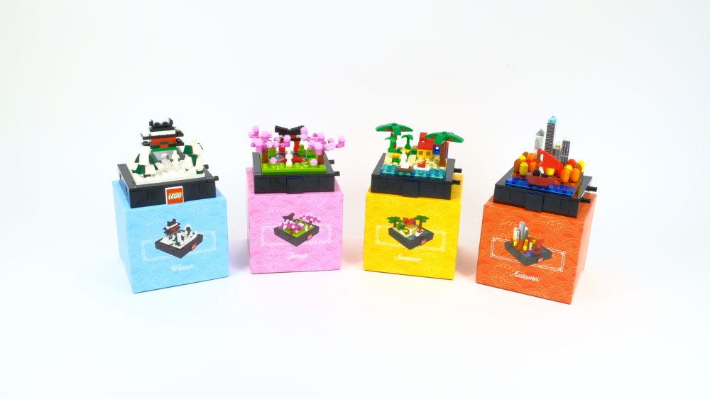 LEGO Bricktober 2019