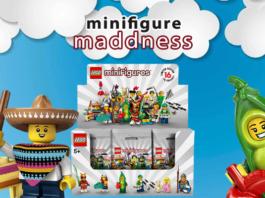 LEGO CMF Series 20 pre-order