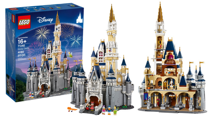 LEGO Disney 71040 The Disney Castle