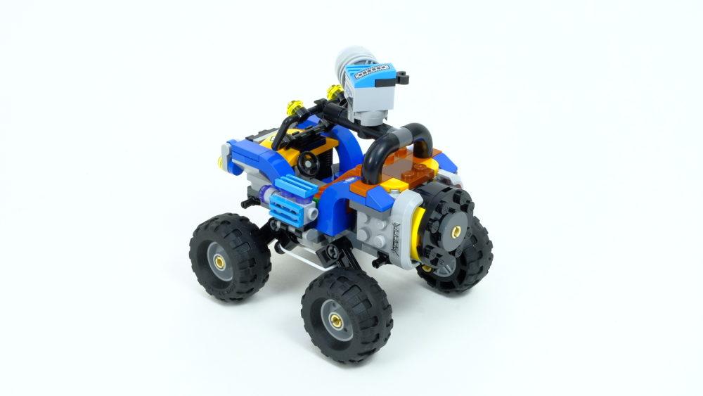LEGO Hidden Side 70428 Jack's Beach Buggy