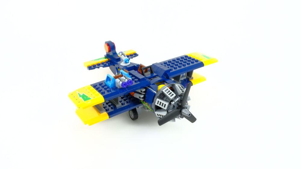 LEGO Hidden Side 70429 El Fuego's Stunt Plane