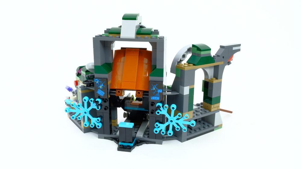 LEGO Hidden Side 70430 Newbury Subway