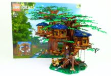 LEGO Ideas Tree House