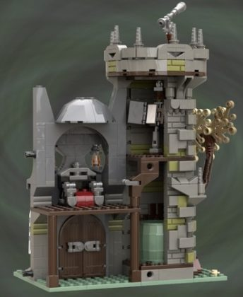 LEGO Ideas Wizards Keep