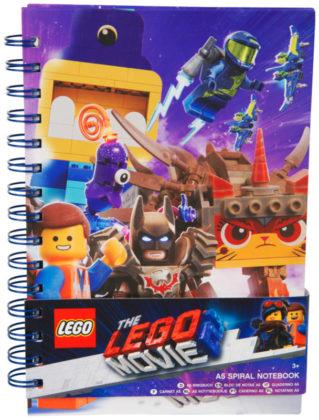 LEGO Movie 2 Notebook