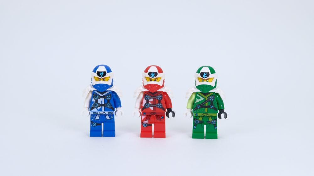 LEGO Ninjago Avatar Arcade Pods