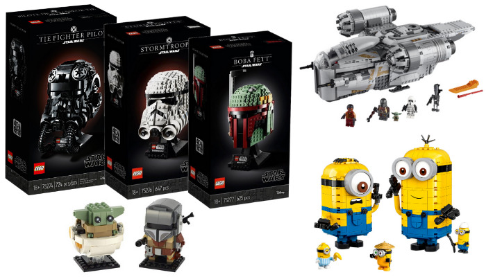 LEGO Pre-orders