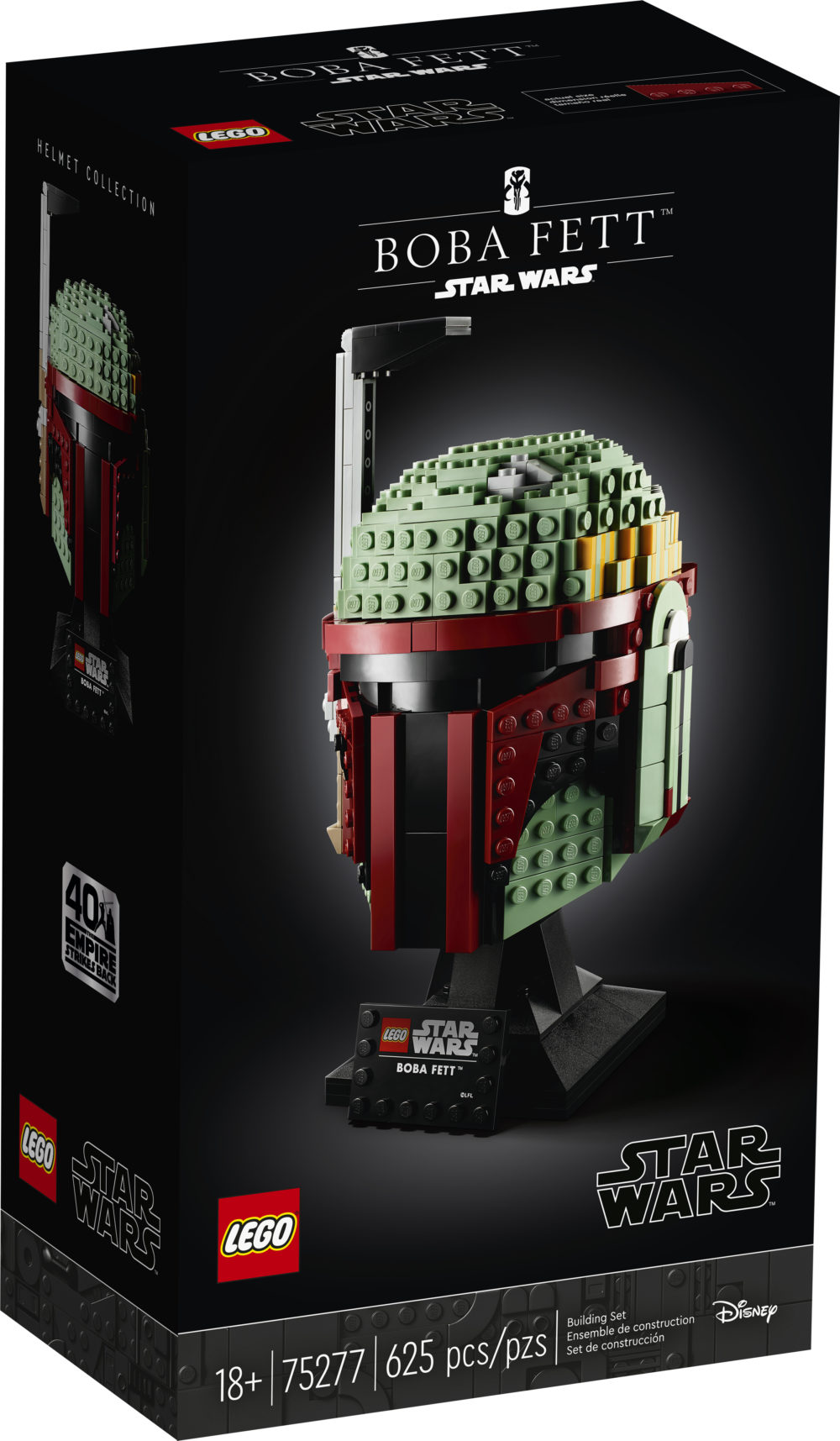 lego star wars helmet collection verkrijgbaar