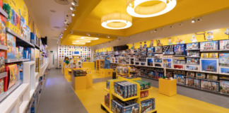 LEGO Stores weer geopend