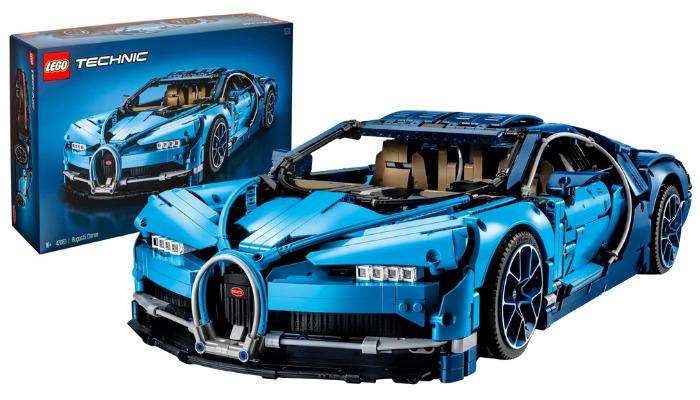 EGO Technic 42083 Bugatti Chiron