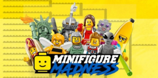 Minifigure Madness Tournament