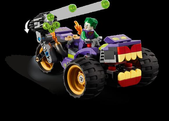 LEGO DC 76159 Jokers Trike Chase
