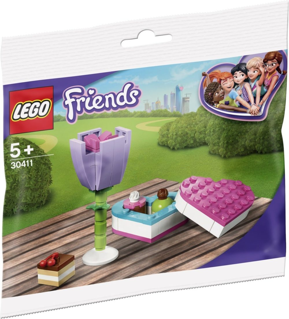 LEGO Friends 30411 Chocolate Box Flower