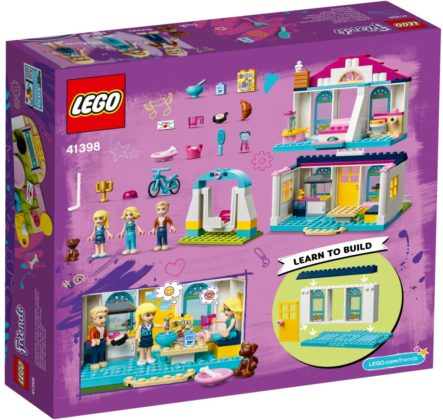 LEGO Friends 41398 Stephanie's House