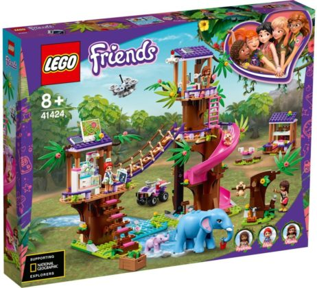 LEGO Friends 41424 Jungle Rescue Base