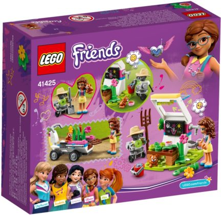 LEGO Friends 41425 Olivia's Flower Garden