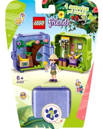 LEGO Friends 41437 Mia's Jungle Cube - Juice Bar