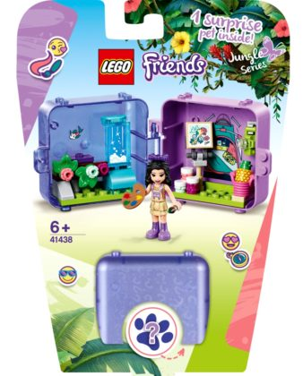 LEGO Friends 41438 Emma's Jungle Cube - Art Studio