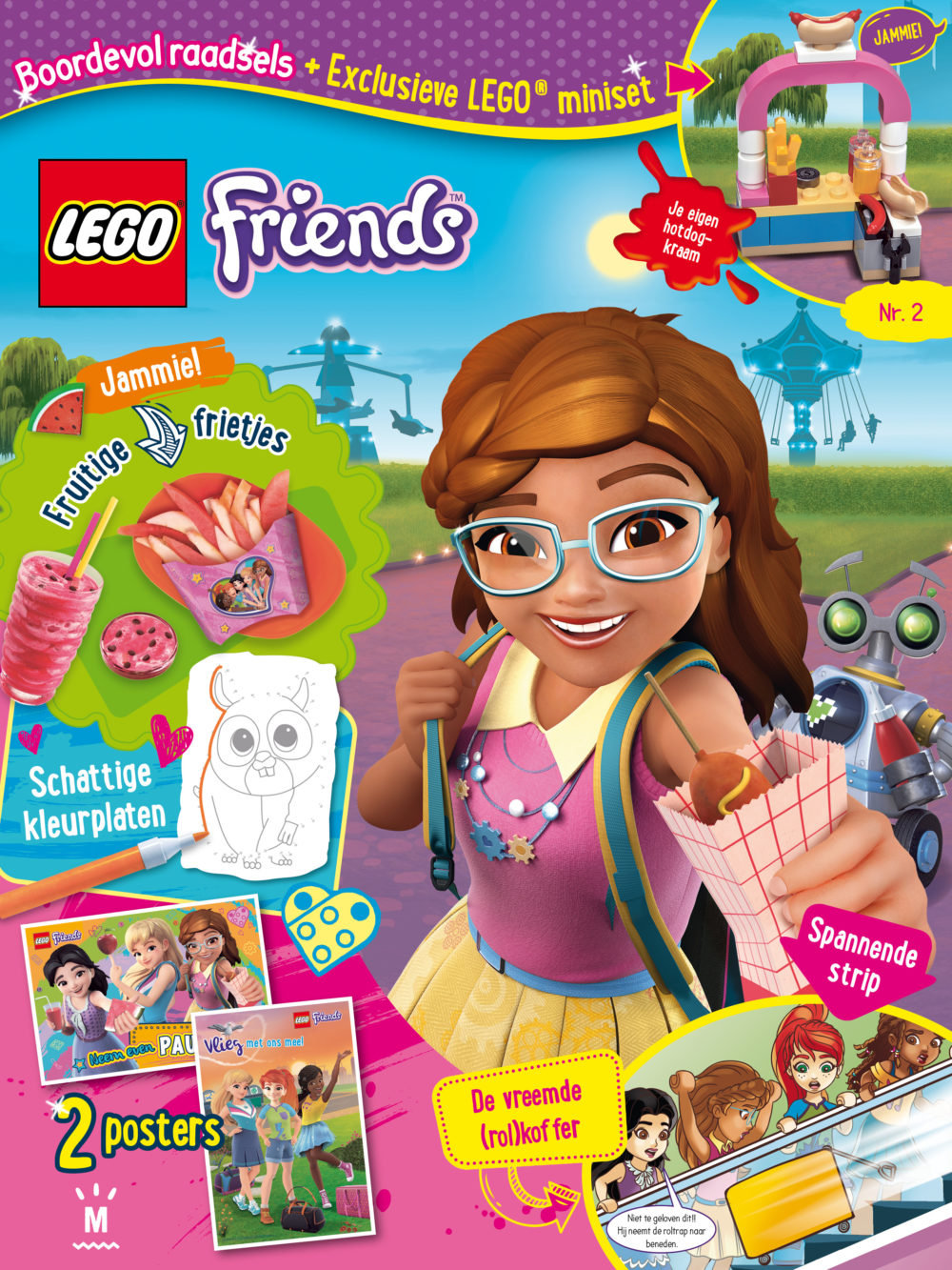 LEGO Friends Magazine nr. 2