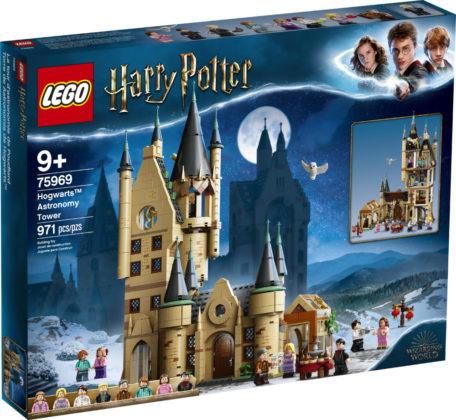 LEGO Harry Potter 75969 Hogwarts Astronomy Tower