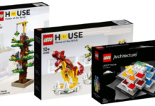 LEGO House exclusives te koop via LEGO Shop