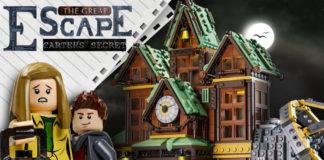 LEGO Ideas Escape Game Carter's Secret
