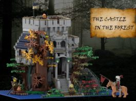 LEGO Ideas The Castle in the Forest
