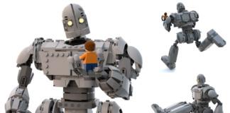 LEGO Ideas The Iron Giant - 20th Anniversary Edition