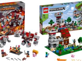 LEGO Minecraft zomer 2020 sets