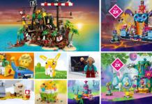 LEGO Promoties april 2020