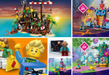LEGO Promoties april 2020