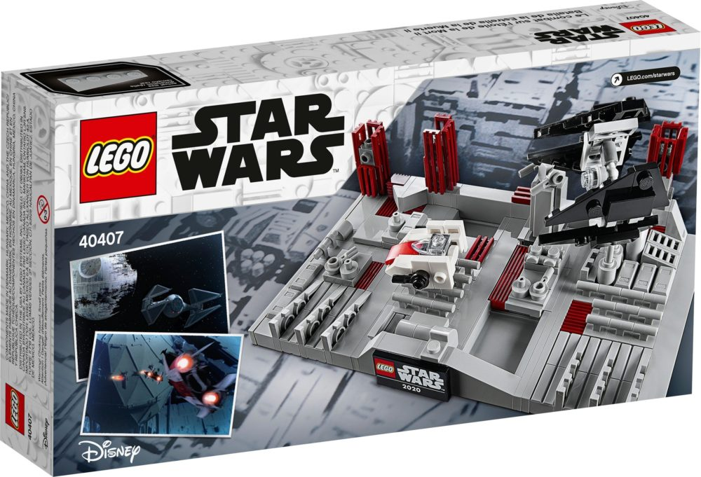 LEGO Star Wars 40407 Death Star II Battle