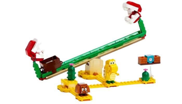 LEGO Super Mario 71366 Piranha Plant Power Slide