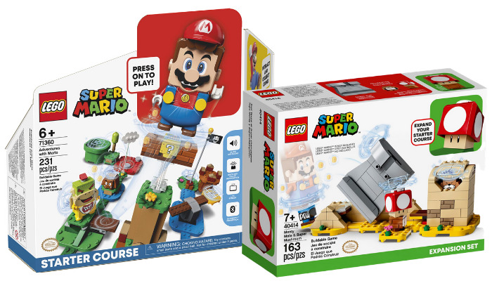 LEGO Super Mario kopen