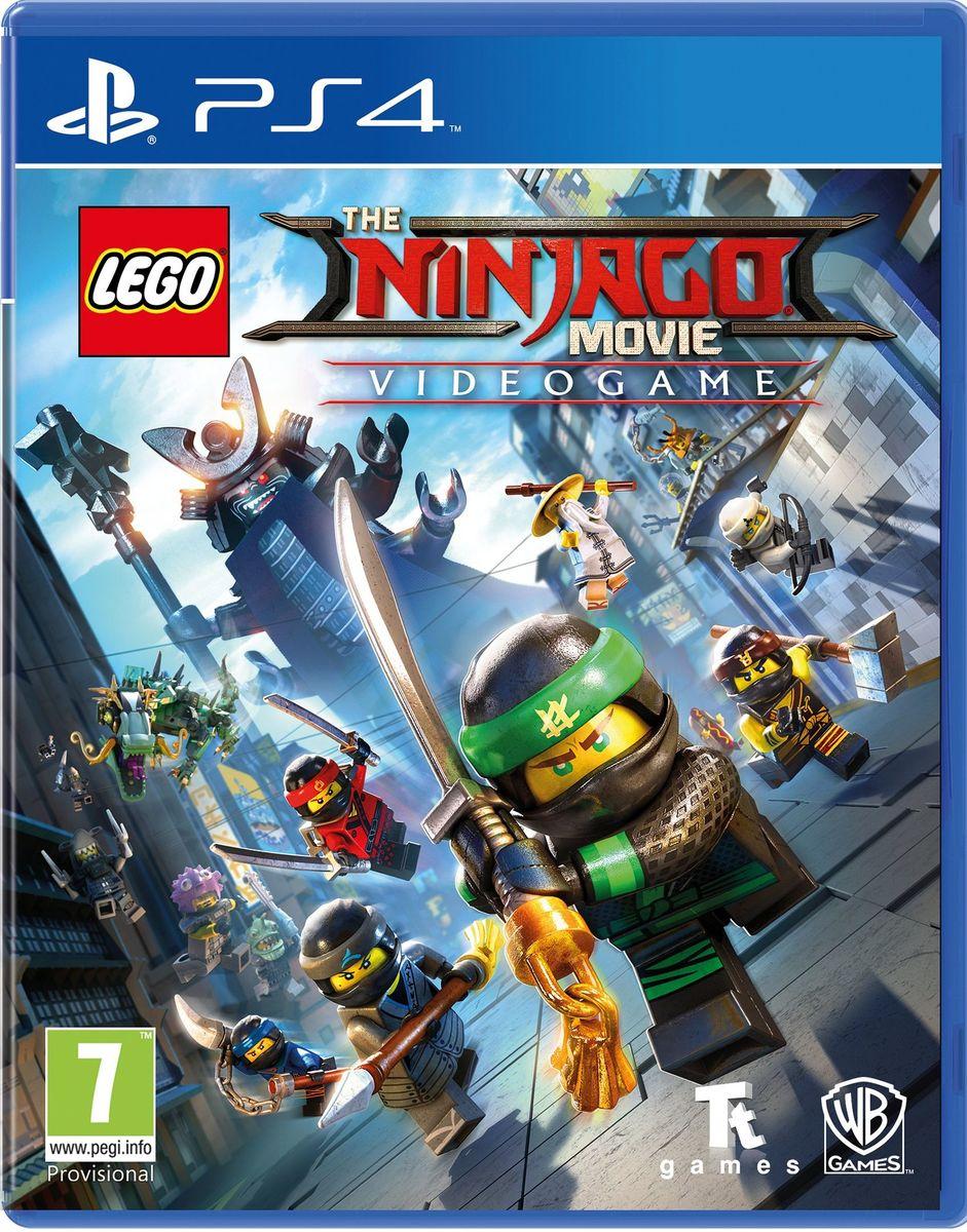 The LEGO Ninjago Movie Videogame Gratis Download