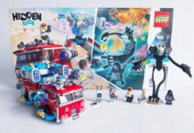 LEGO Hidden Side 70436 Phantom Fire Engine 3000