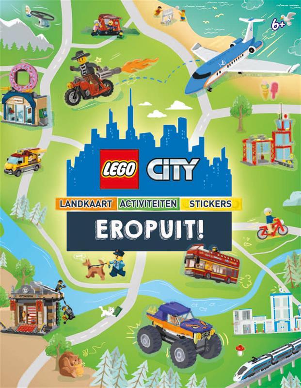 LEGO City Eropuit!
