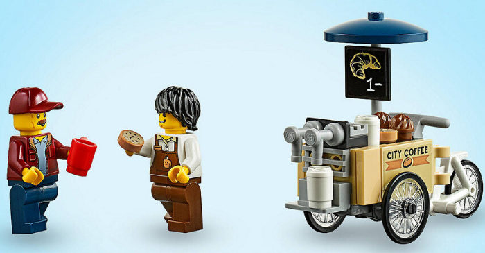 De focus op 18+ LEGO sets