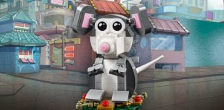 Gratis LEGO Year of the Rat