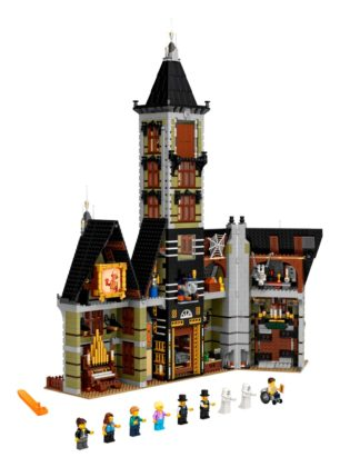 LEGO 10273 Haunted House