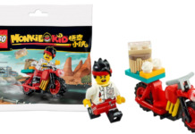 LEGO 30341 Monkie Kid's Delivery Bike