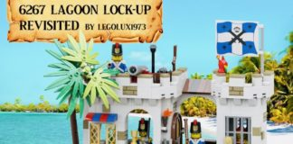 LEGO 6267 Lagoon Lock-Up Revisited