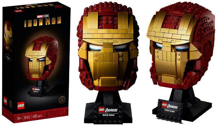 LEGO 76165 Iron Man Helmet