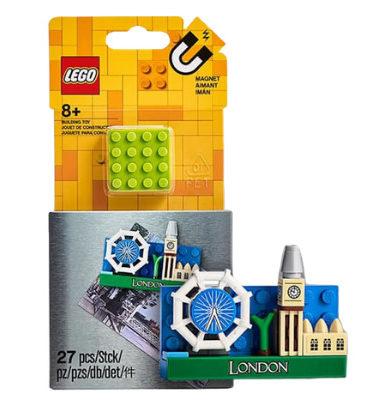 LEGO 854012 London Magnet